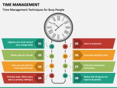 Time management PPT slide 12