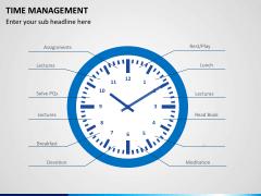 Time management PPT slide 3
