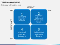 Time management PPT slide 8