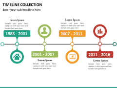 Timeline bundle PPT slide 105