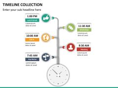 Timelines Collection PPT slide 12