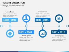 Timelines Collection PPT slide 2