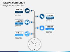 Timelines Collection PPT slide 4