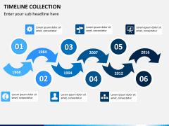 Timelines Collection PPT slide 5