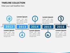 Timelines Collection PPT slide 8