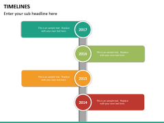 Timeline bundle PPT slide 80