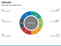 Timeline PPT slide 36