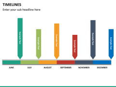 Timeline bundle PPT slide 90