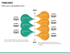 Timeline bundle PPT slide 78
