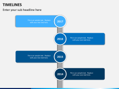 Timeline bundle PPT slide 11