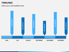 Timeline bundle PPT slide 21