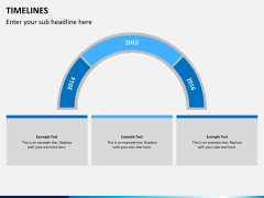 Timeline bundle PPT slide 23