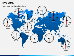 Time zones PPT slide 3