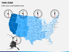 Time zones PPT slide 4