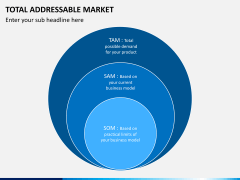 Total addressable market PPT slide 7