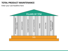 Total productive maintenance PPT slide 14