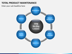 Total productive maintenance PPT slide 10