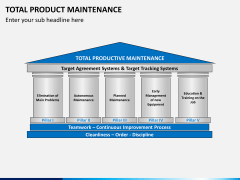 Total productive maintenance PPT slide 2