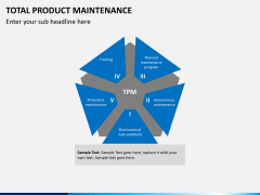 Total productive maintenance PPT slide 5