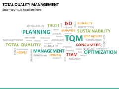 Total quality management PPT slide 20