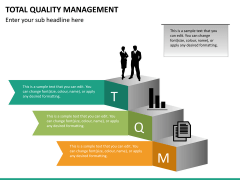 Total quality management PPT slide 13