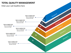 Total quality management PPT slide 15