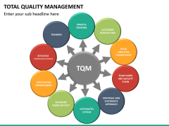 Total quality management PPT slide 17