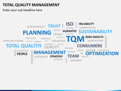Total quality management PPT slide 10