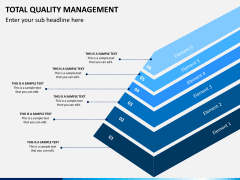 Total quality management PPT slide 5
