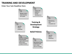 Training and development PPT slide 45