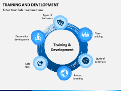 Training and development PPT slide 2