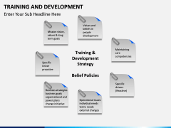 Training and development PPT slide 21