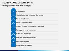 Training and development PPT slide 23