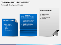 Training and development PPT slide 4