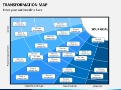 Transformation map PPT slide 2