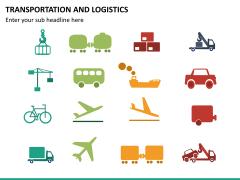 Transportation PPT slide 19