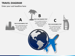 Travel Diagram PPT slide 6