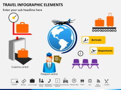 Travel infographic PPT slide 3