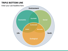 Triple bottom line PPT slide 14