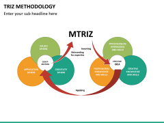 Triz methodology PPT slide 17