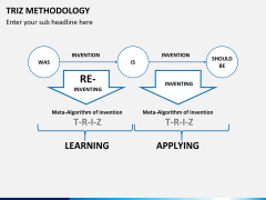 Triz methodology PPT slide 6