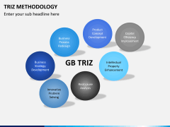 Triz methodology PPT slide 7