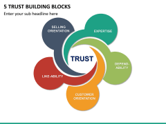 5 Trust building blocks PPT slide 9