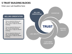 5 Trust building blocks PPT slide 14