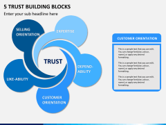 5 Trust building blocks PPT slide 4