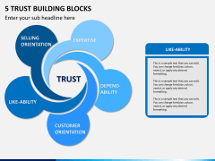 5 Trust building blocks PPT slide 5