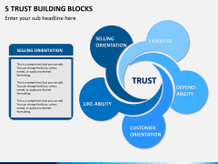 5 Trust building blocks PPT slide 6