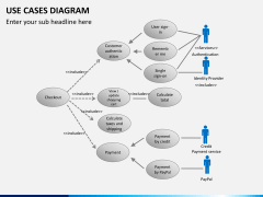 Use cases diagram PPT slide 6