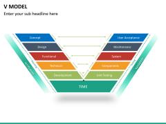 V model PPT slide 8