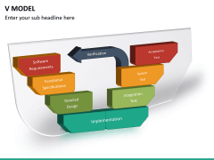 V model PPT slide 12